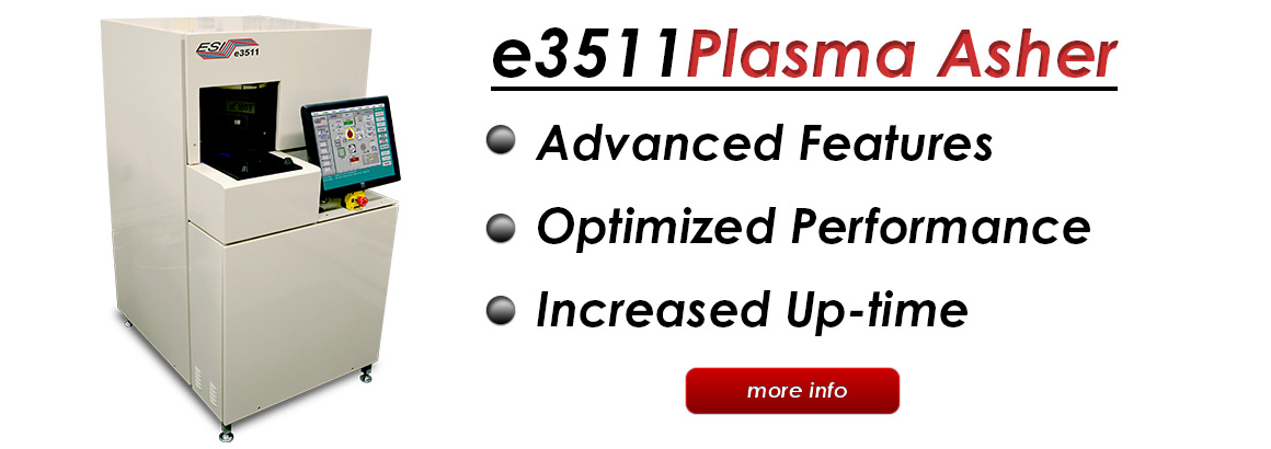 New Plasma Asher System